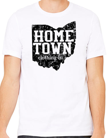 Hometown Logo Tee (Black)