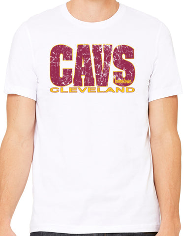 Cavs Cleveland 2.0 Tee