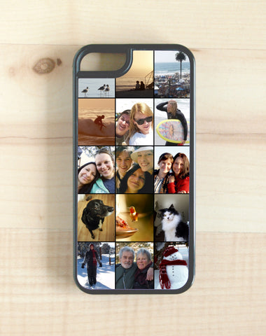 photo colage phone case, iphone, galaxy, note
