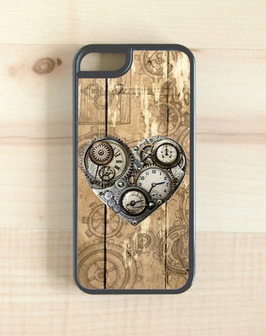 steampunk, heart design phone case, iphone, galaxy, note