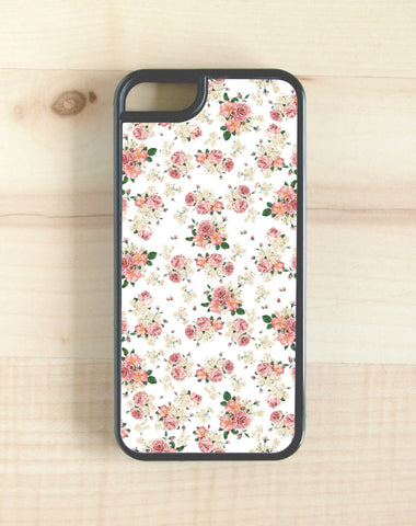 vintage, floral design phone case, iphone, galaxy, note