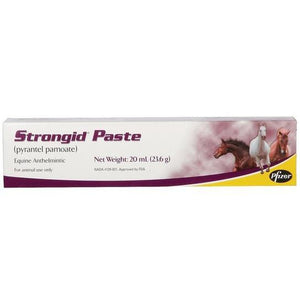 Strongid Paste - EZhorse.com