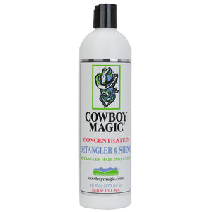 Cowboy Magic Detangler & Shine - EZhorse.com