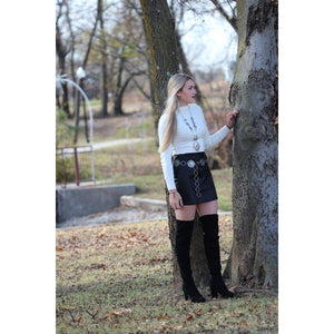 The Little Black Skirt