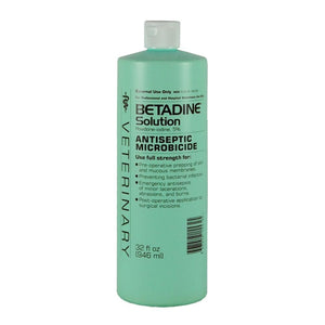 Betadine Solution - EZhorse.com