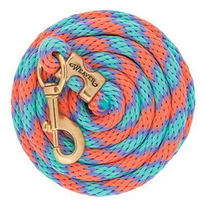 Poly Lead Rope Snap Multi Color - EZhorse.com