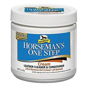 Absorbine One Step Leather Conditioner - EZhorse.com