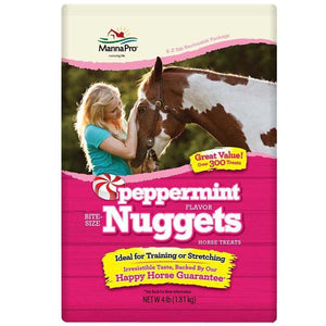 Bite Size  Nuggets Horse Treats - EZhorse.com