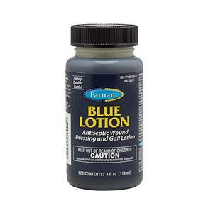 Blue Lotion 4oz - EZhorse.com