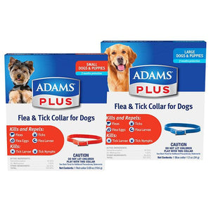 Adams Plus  Flea & Tick Gog Collar - EZhorse.com