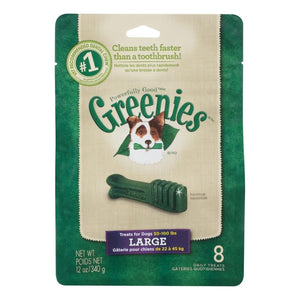 Greenies Large Dog Treats - EZhorse.com