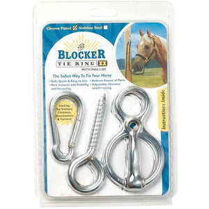 Tie Ring Blocker II-EZhorse.com