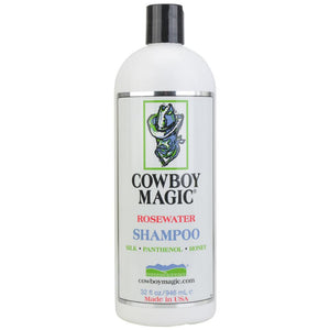 Cowboy Magic Rosewater Shampoo - EZhorse.com