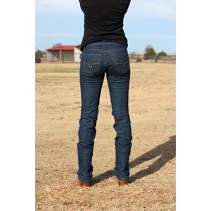 Kimes Ranch Betty Mid Rise Boot Cut Jean - EZhorse.com