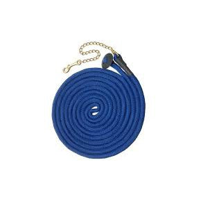 Tough-1 Rolled Cotton Lunge Line w/ Chain