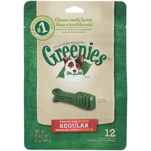 Greenies Regular Dog Treats - EZhorse.com