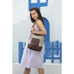 GRANDEUR SHOULDER BAG