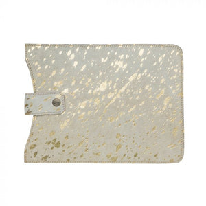 GOLDEN SPRINKLES IPAD COVER