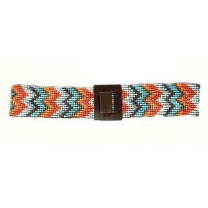 Nocona Stretch Beaded Belt