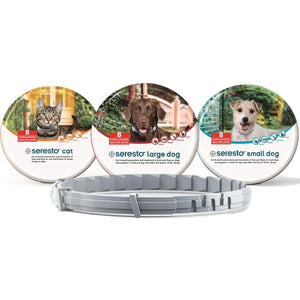 Seresto Flea & Tick Collars for Dogs and Cats