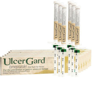 Ulcergard  - $31.99     Net after rebate    $26.99