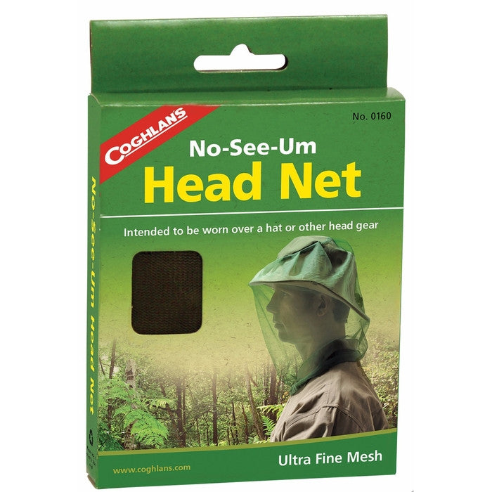 Coghlan's No-see-um Mosquito Head Net