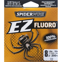 SpiderWire EZ Fluoro 100% Fluorocarbon Clear Fishing Line - Huls Outdoors
