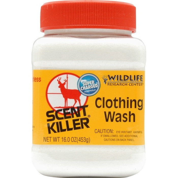 Wildlife Research Center Scent Killer Clothing Wash - Huls Outdoors