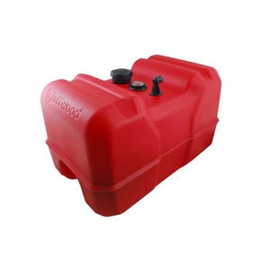 Attwood 12 Gallon EPA Approved Fuel Tank w/ Gauge - Huls Outdoors