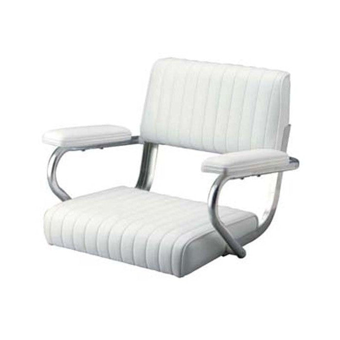 Garelick Classic Multipurpose Pedestal Seat With Arms - Huls Outdoors