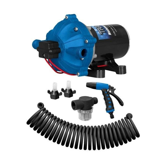 TRAC On-Board Washdown Pump Kit 70PSI - Huls Outdoors