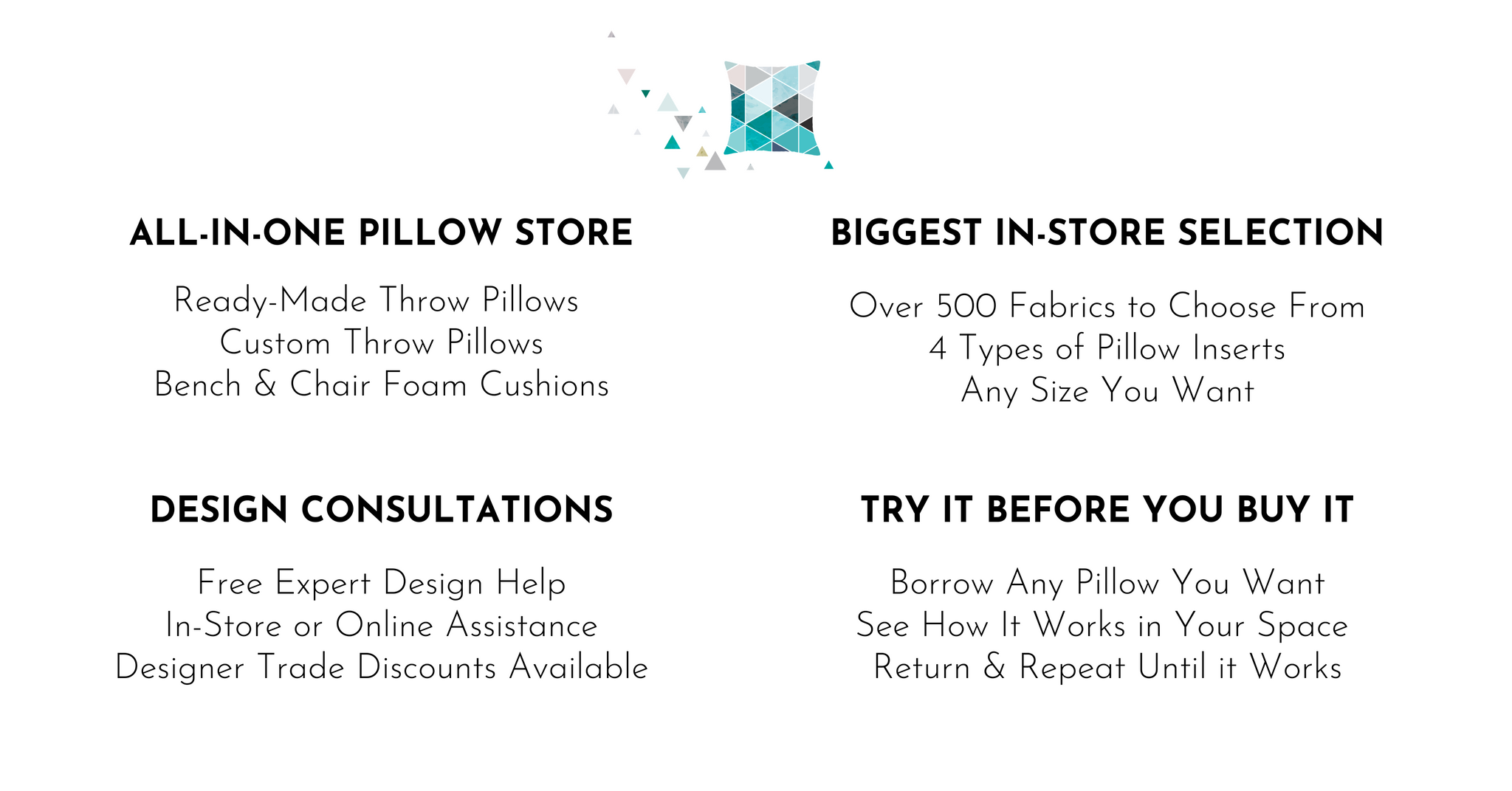 Canada's Biggest Throw Pillow Store