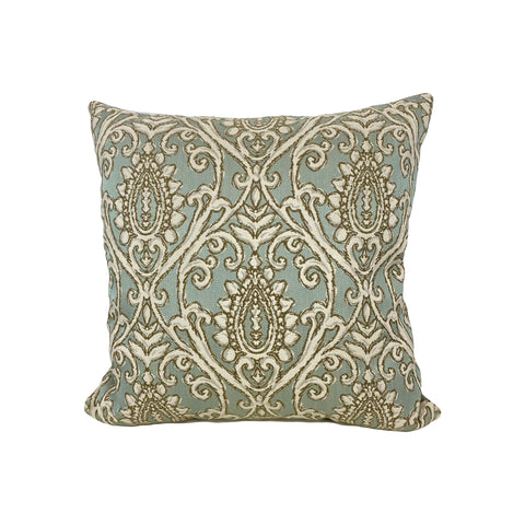 Aria Fresco Throw Pillow 17x17""