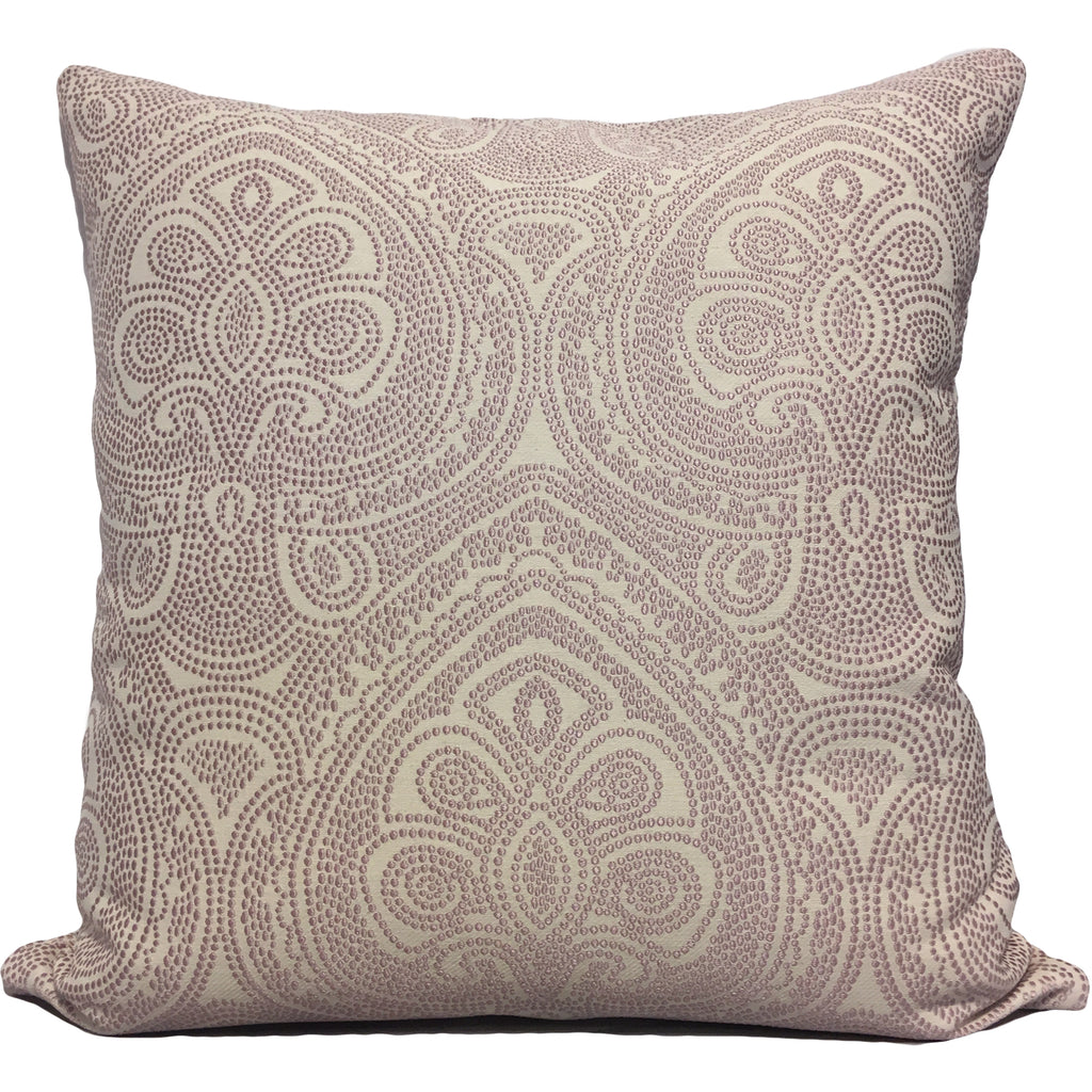 Arrow Point Rosebud Euro Pillow 25x25