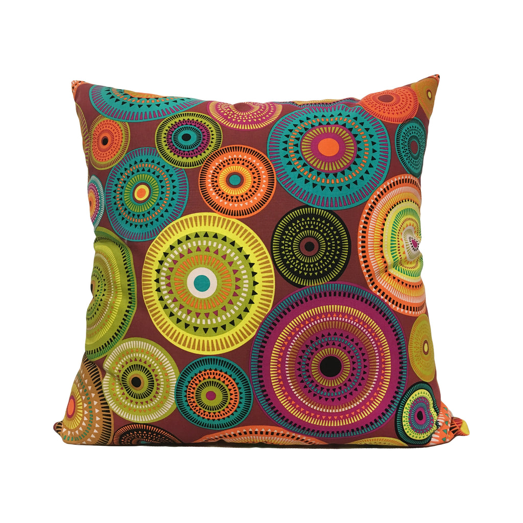 Aurora Borealis Throw Pillow 20x20""