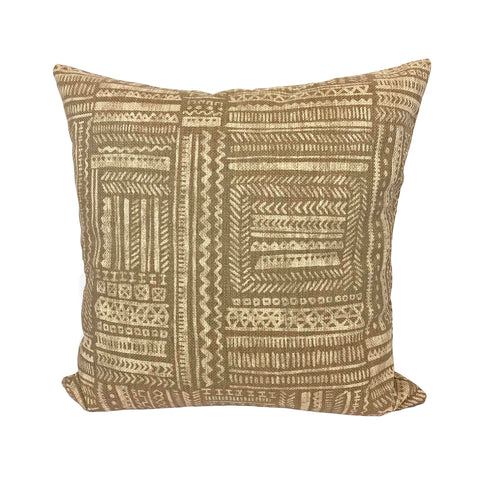 Avron Basketweave Throw Pillow 20x20""