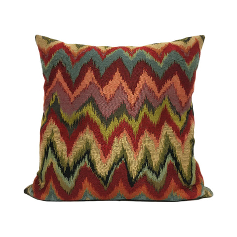 Chania Canyon Throw Pillow 20x20""