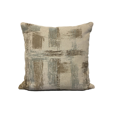 Charade Feather Throw Pillow 17x17""