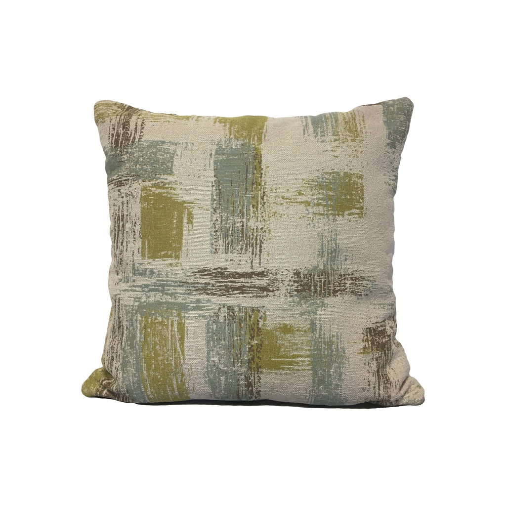 Charade Meadow Throw Pillow 17x17""