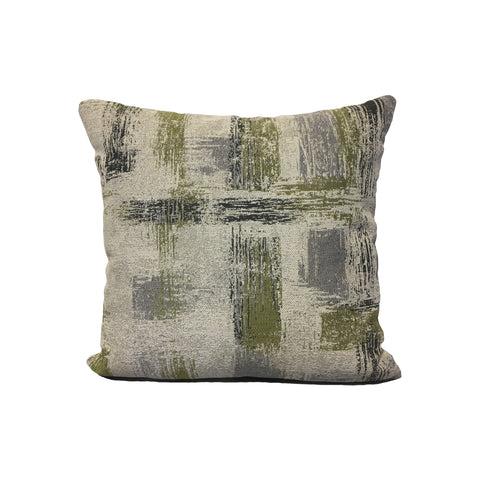 Charade Patina Throw Pillow 17x17""