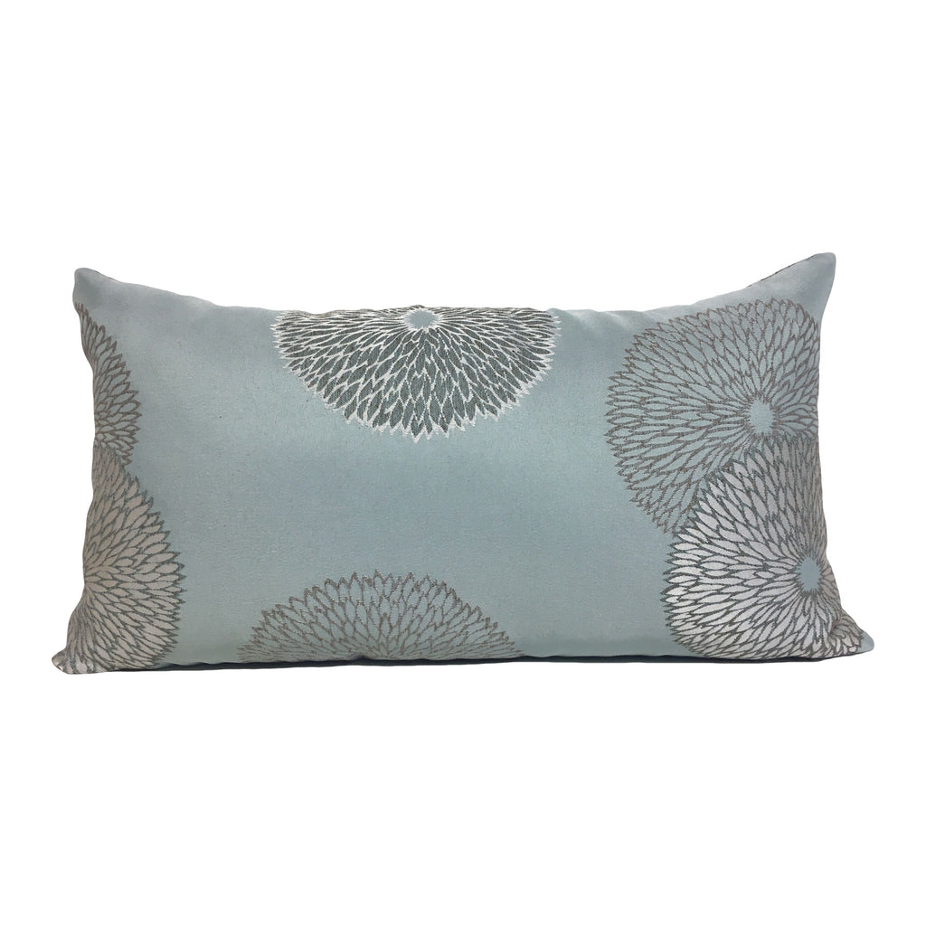 Charlie Drizzle Lumbar Pillow 12x22""