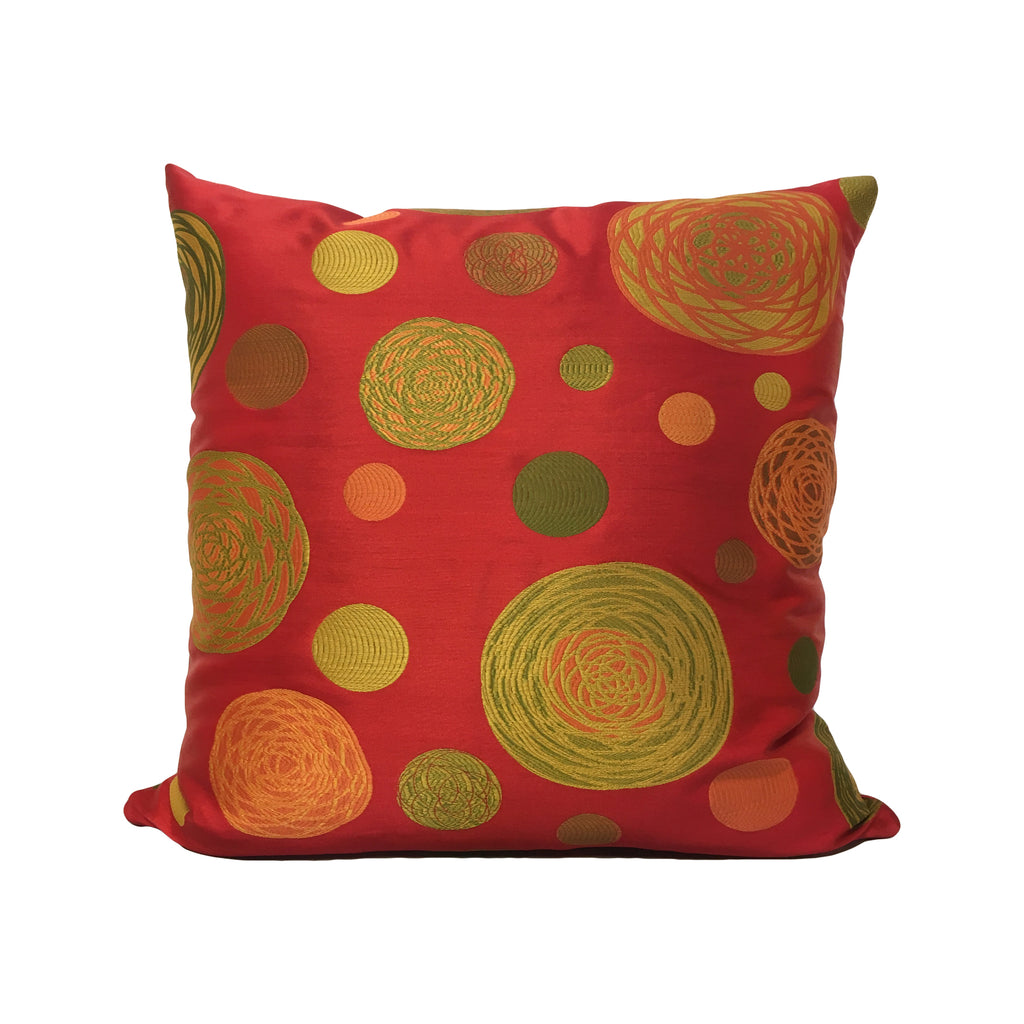Cirque Throw Pillow 18x19""