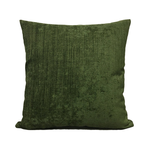 Cocoon Pine Green Throw Pillow 20x20""