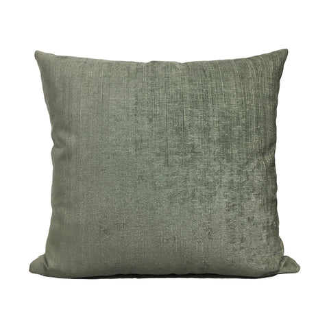 Cocoon Willow Teal Throw Pillow 20x20""