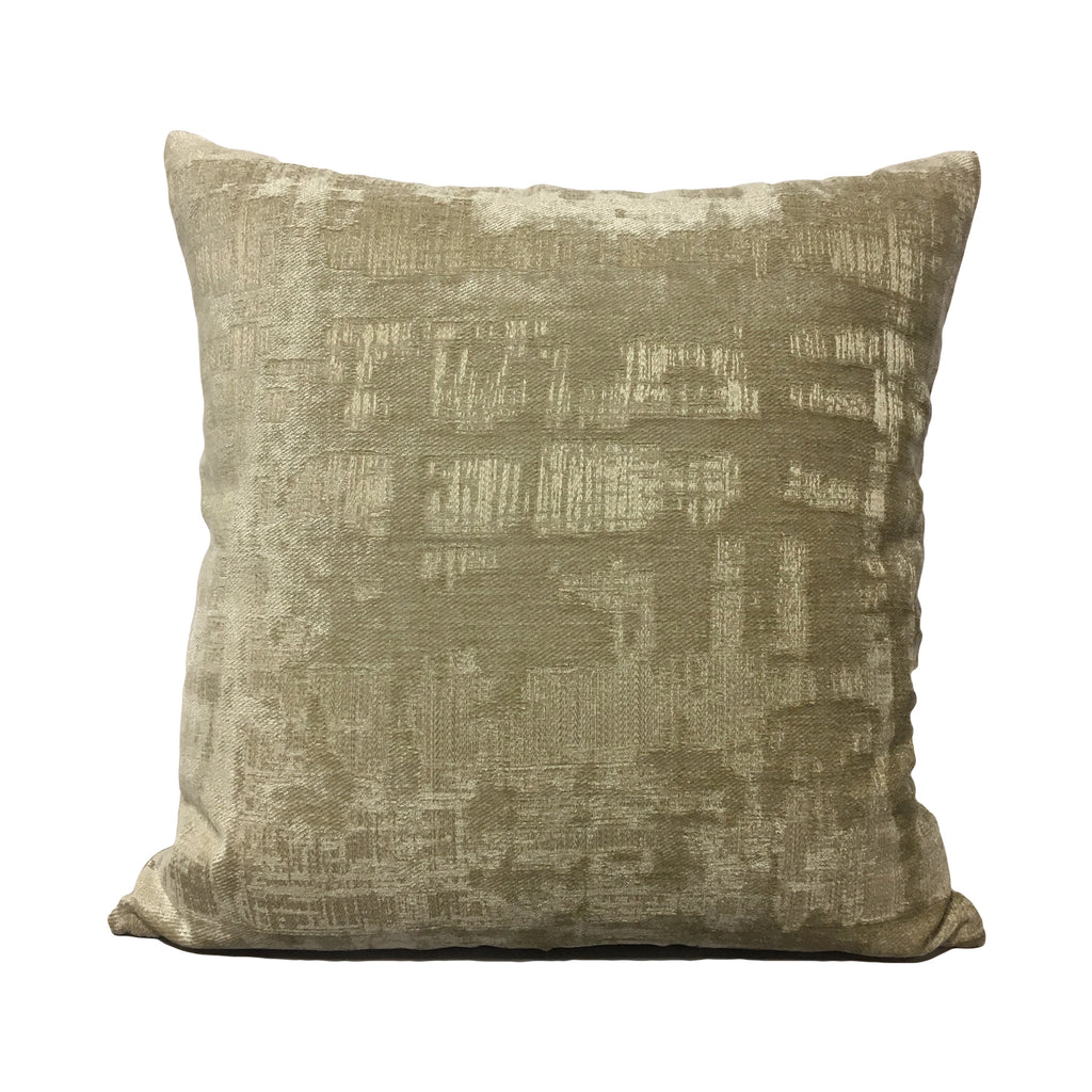 Cohiba Celery Throw Pillow 20x20""