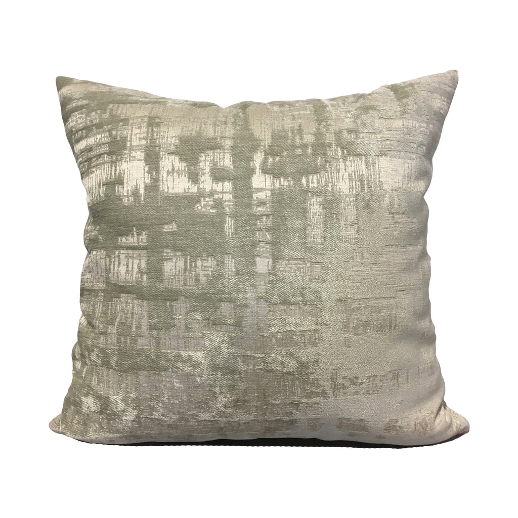 Kohiba Platinum Throw Pillow 20x20""