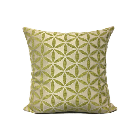Demeter Apple Throw Pillow 17x17""