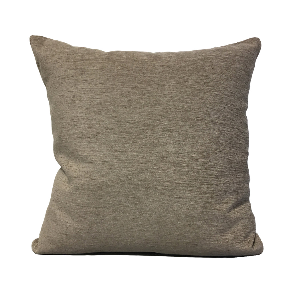 Elizabeth Mink Throw Pillow 20x20""