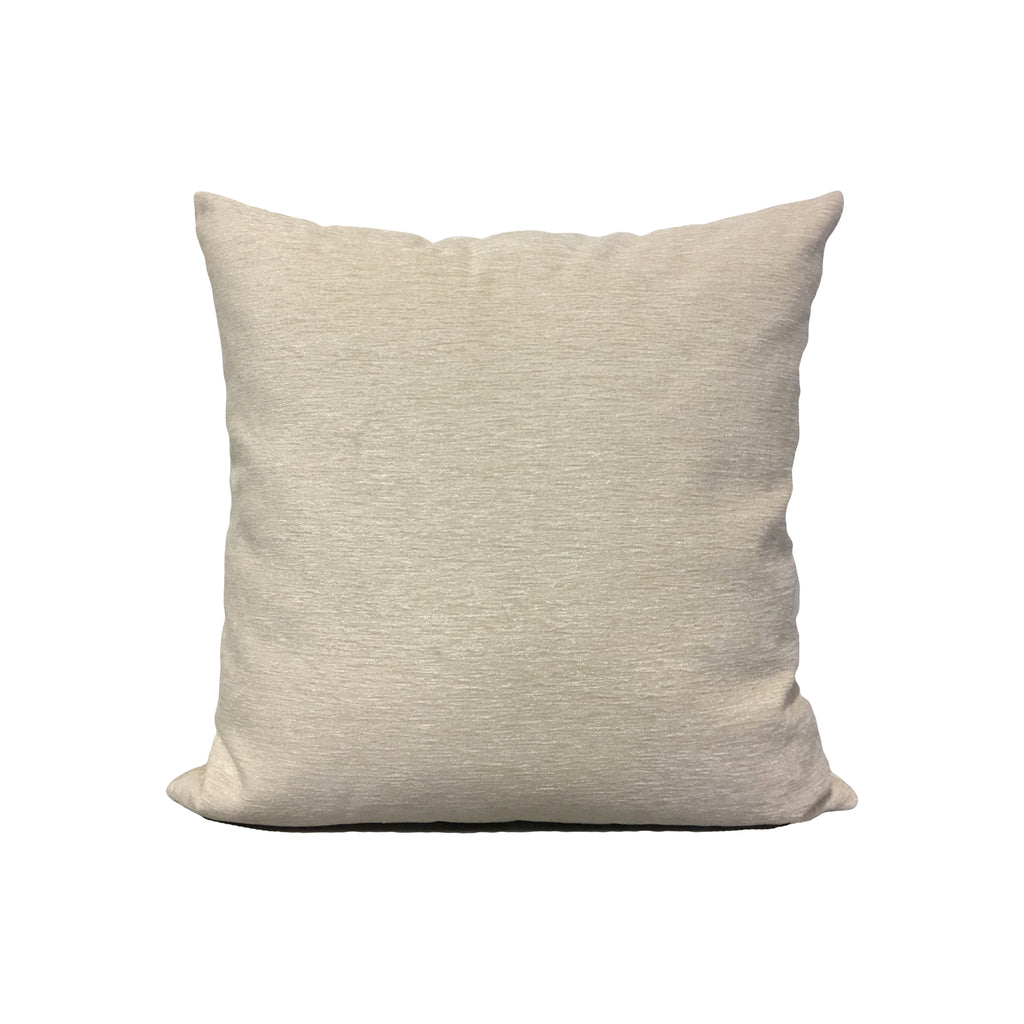 Elizabeth Pearl Throw Pillow 17x17""