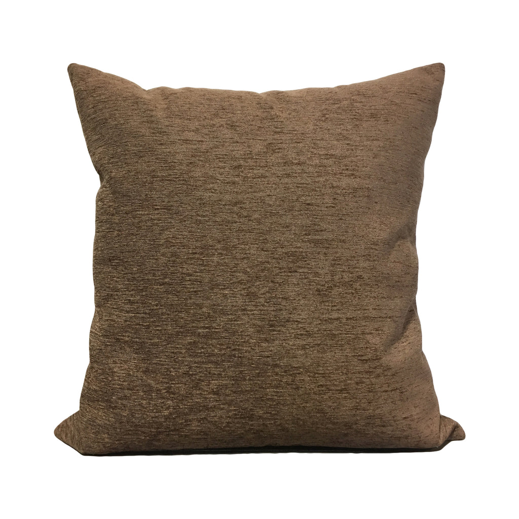 Elizabeth Timber Throw Pillow 20x20""